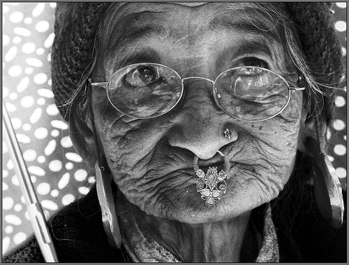 old_indian_lady
