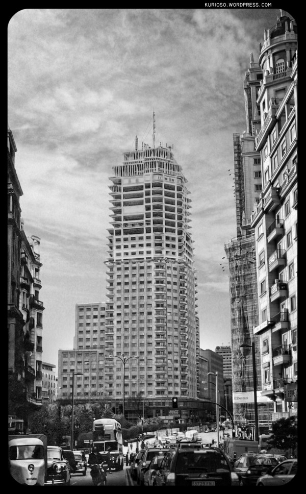 Torre de Madrid. 1957-2009