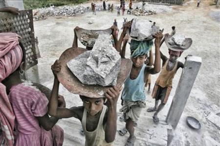 APTOPIX India Child Labor