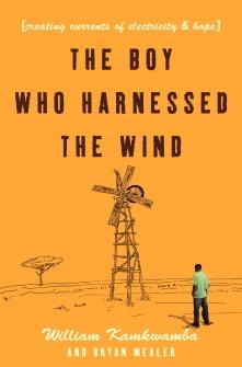 libro El niño que construyo un molino con una bicicleta