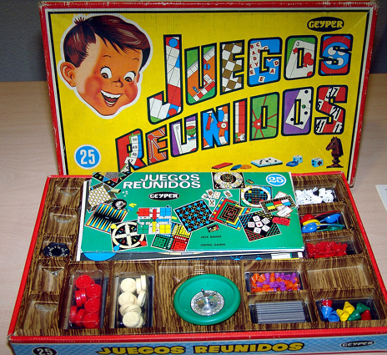 A Que Jugabamos Antes De Las Consolas Kurioso