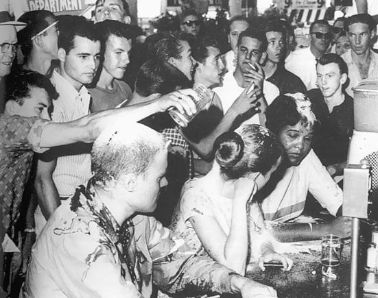 Una foto para la historia. Cuando los desafíos de una minoría cambiaban los derechos civiles de la mayoría | Kurioso